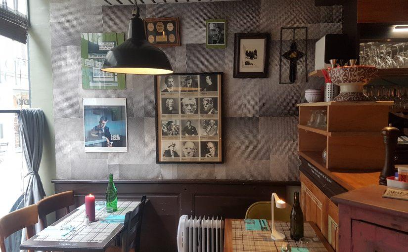 Le Beckett's Canteen