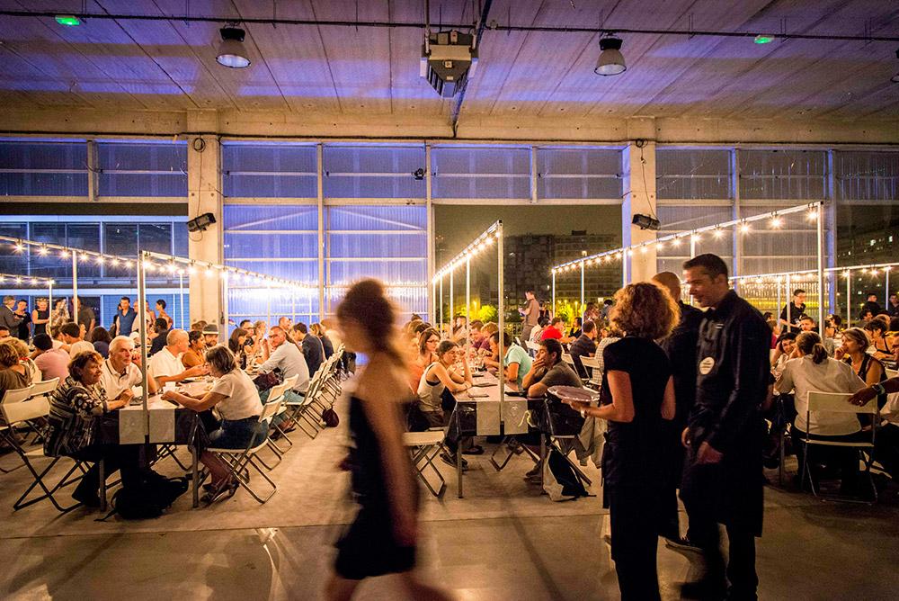 3e service des Tables de Nantes, Nuit du VAN 2015