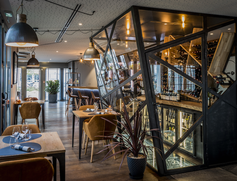 restaurant lulurouget restaurants et gastronomie nantes les tables de nantes. Black Bedroom Furniture Sets. Home Design Ideas