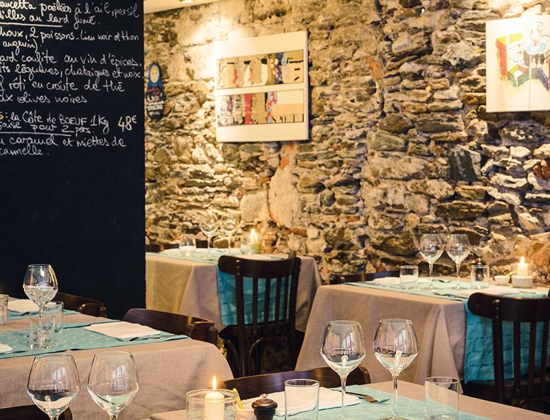 Restaurant l ardoise restaurants et gastronomie - Les meilleures tables de nantes ...