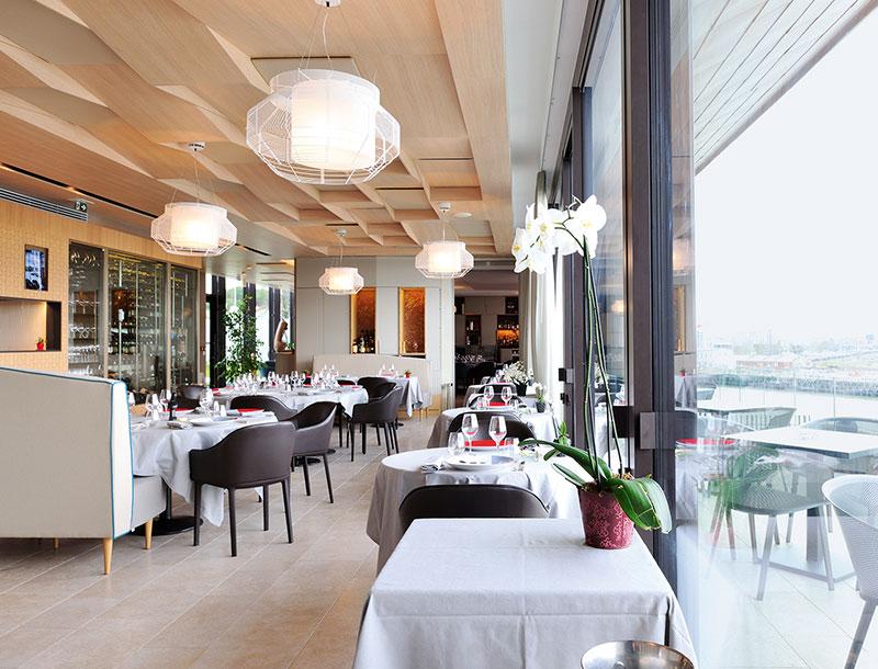 Restaurant L Atlantide 1874 Maison Gu Ho Restaurants Et Gastronomie Nantes Les Tables De
