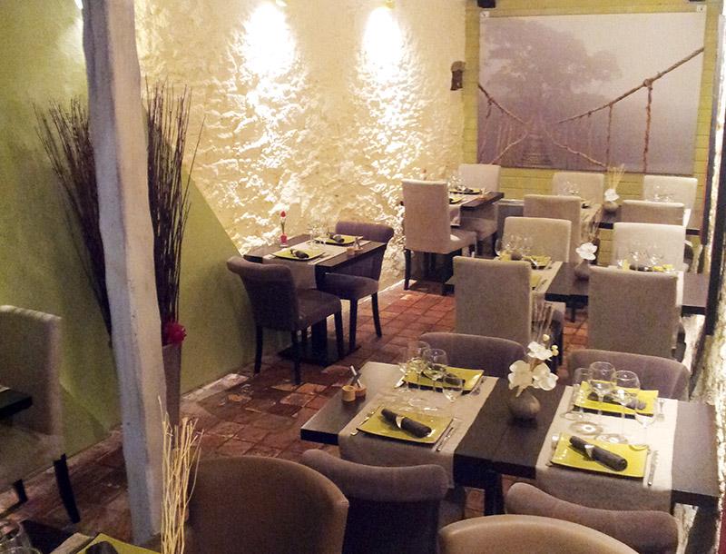 Restaurant Au Plaisir Restaurants Et Gastronomie Nantes Les Tables De Nantes
