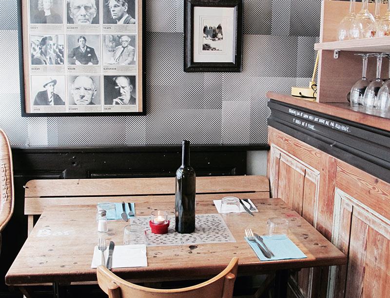 Restaurant le beckett s canteen restaurants et - Les meilleures tables de nantes ...