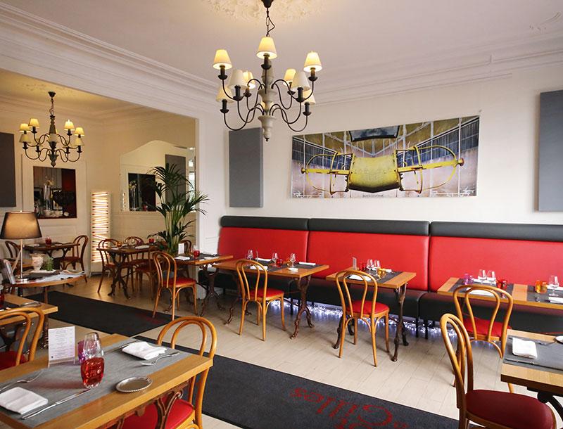 Restaurant Le Bistrot Gilles Restaurants Et Gastronomie Nantes Les Tables De Nantes