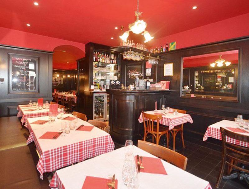 Restaurant Le Bistrot Du 7 Restaurants Et Gastronomie Nantes Les Tables De Nantes