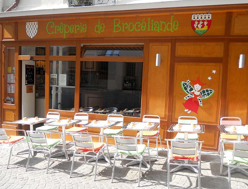 Cr Perie Nantes Cr Perie De Broc Liande Les Tables De Nantes