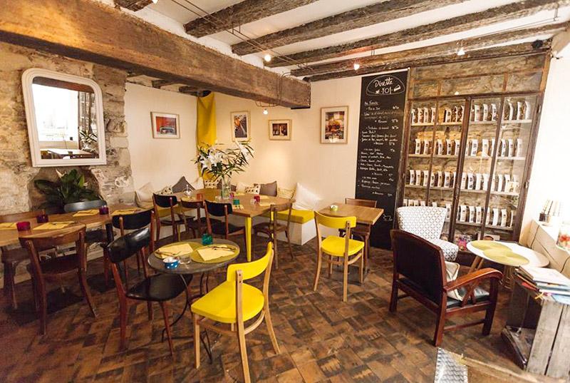Restaurant D Nette Restaurants Et Gastronomie Nantes Les Tables De Nantes
