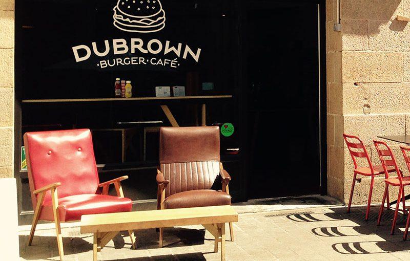Dubrown <br/>Burger Café