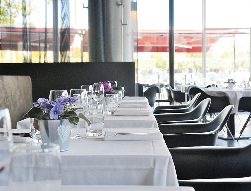 Restaurant Brasserie Nantes Brasserie F Lix Les Tables De Nantes
