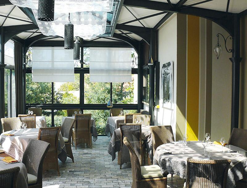 Restaurant L Abelia Nantes