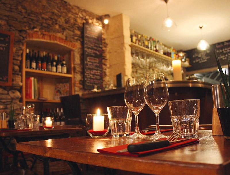 Restaurant L Etrillum Restaurants Et Gastronomie Nantes Les Tables De Nantes