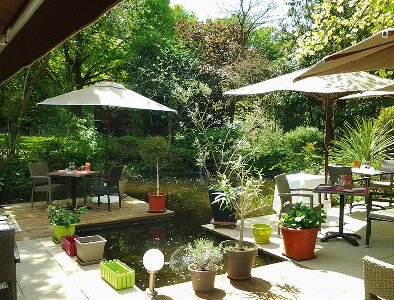 Restaurant l or e du bois restaurants et gastronomie for Salon du bois nantes