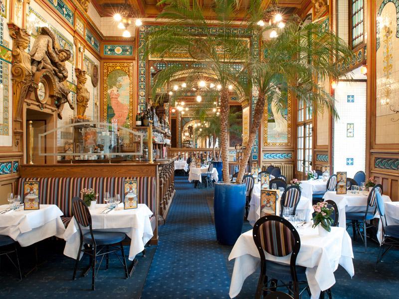 Restaurant brasserie la cigale restaurants et - Dans la cuisine nantes ...