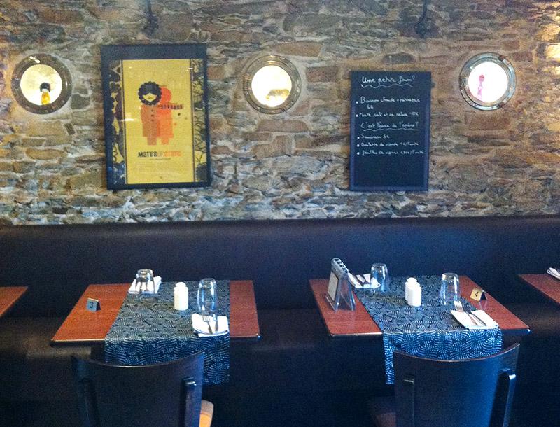 restaurant la tonnelle restaurants et gastronomie nantes les tables de nantes. Black Bedroom Furniture Sets. Home Design Ideas