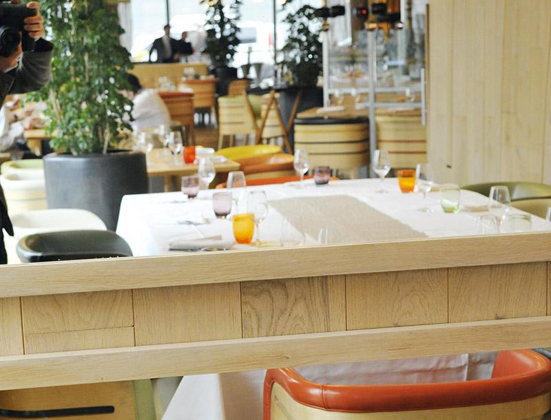 Restaurant le 1 restaurants et gastronomie nantes - Les meilleures tables de nantes ...