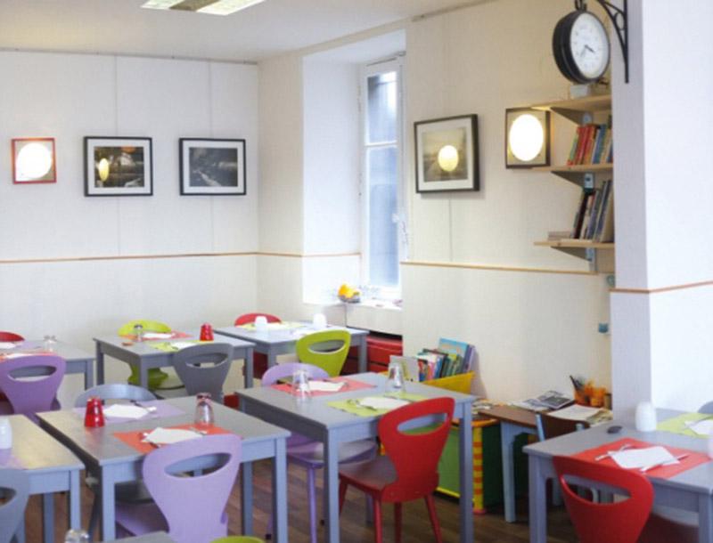Restaurant le bistrot de l le restaurants et - Les meilleures tables de nantes ...