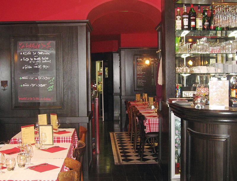 Le bistrot du 7 les tables de nantes - Les meilleures tables de nantes ...