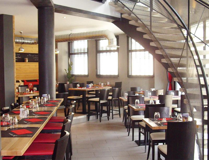 Restaurant Le Grain D Seb Restaurants Et Gastronomie Nantes Les Tables De Nantes