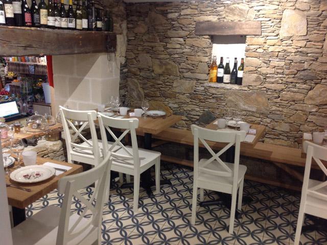 Restaurant La Cave De L Inattendu Restaurants Et Gastronomie Nantes Les Tables De Nantes