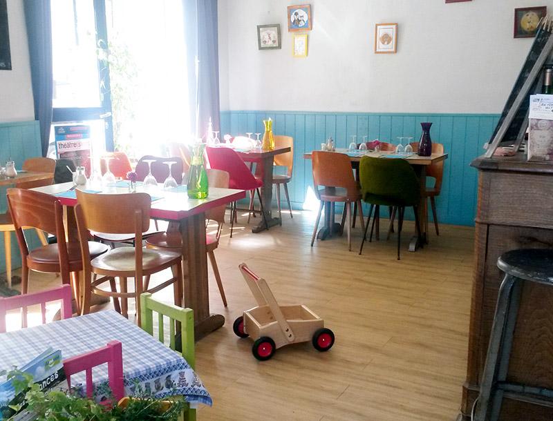Restaurant Le P Tit Qu A Fait Restaurants Et Gastronomie Nantes Les Tables De Nantes
