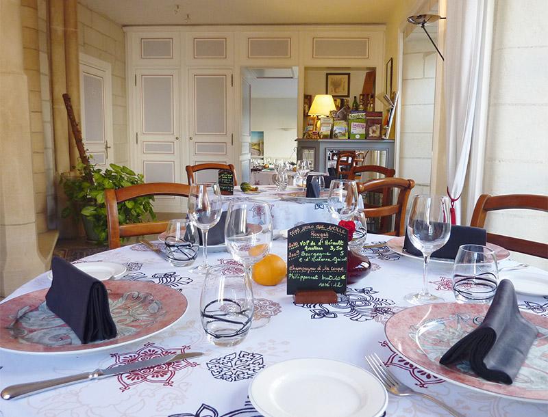 Restaurant Le Romarin Restaurants Et Gastronomie Nantes Les Tables De Nantes