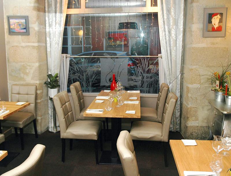 Restaurant Les Artistes Restaurants Et Gastronomie Nantes Les Tables De Nantes