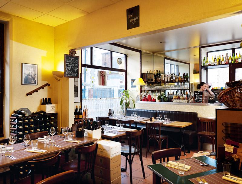 Restaurant Les Chants D Avril Restaurants Et Gastronomie Nantes Les Tables De Nantes