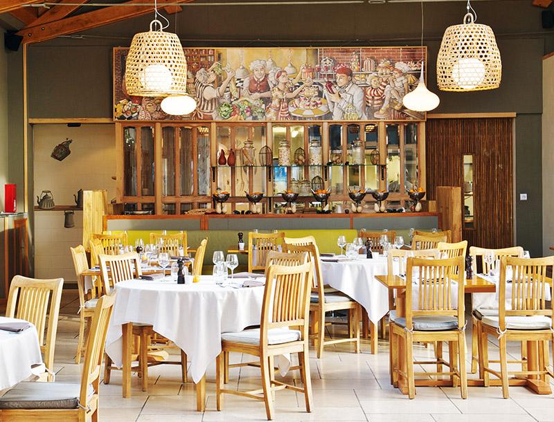 Restaurant Les Pelli Res Restaurants Et Gastronomie Nantes Les Tables De Nantes