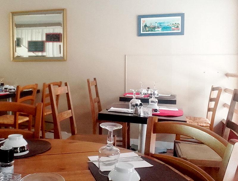 Restaurant cr perie mam zelle breizh restaurants et - Les meilleures tables de nantes ...