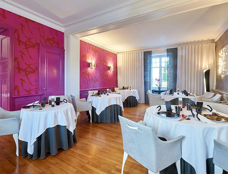 Restaurant le manoir de la boulaie restaurants et - Les meilleures tables de nantes ...