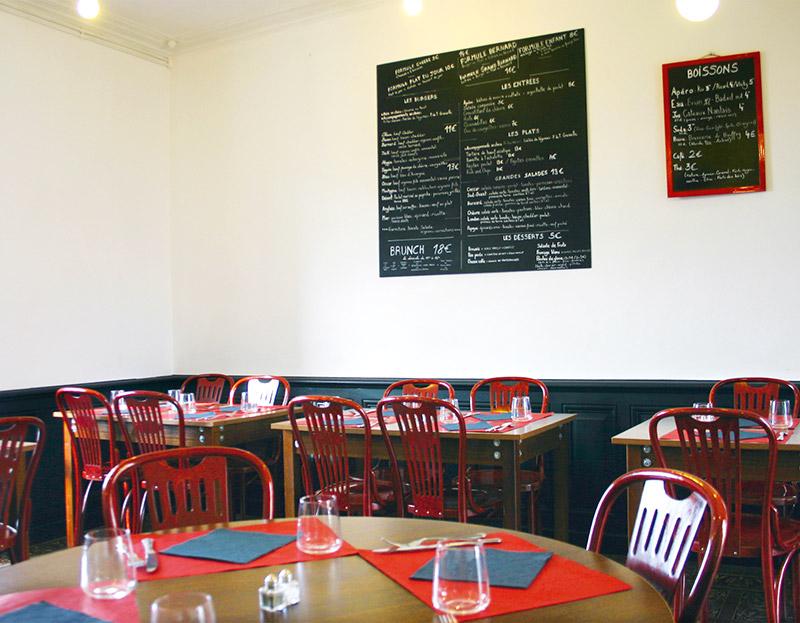 restaurant merci Bernard