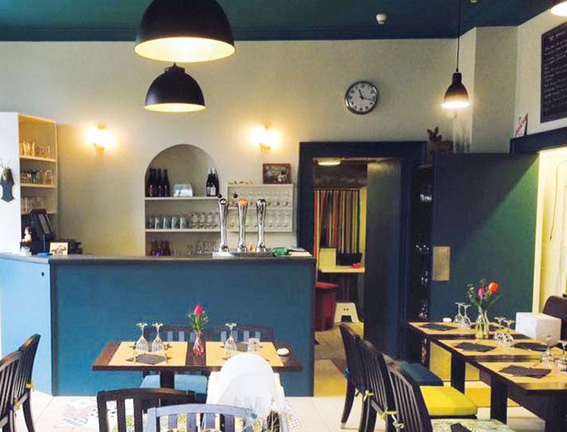 Restaurant Café de l\'Orangerie - Restaurants et gastronomie à Nantes ...