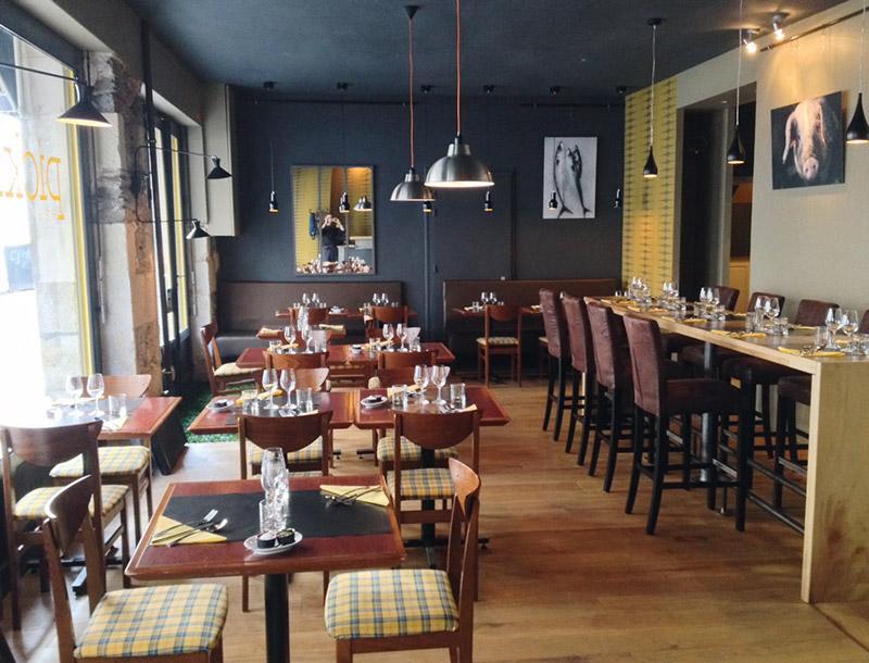 restaurant pickles restaurants et gastronomie nantes les tables de nantes. Black Bedroom Furniture Sets. Home Design Ideas