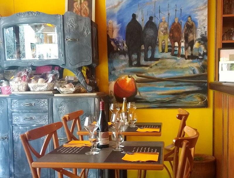 Restaurant Ti Lichous Restaurants Et Gastronomie Nantes Les Tables De Nantes