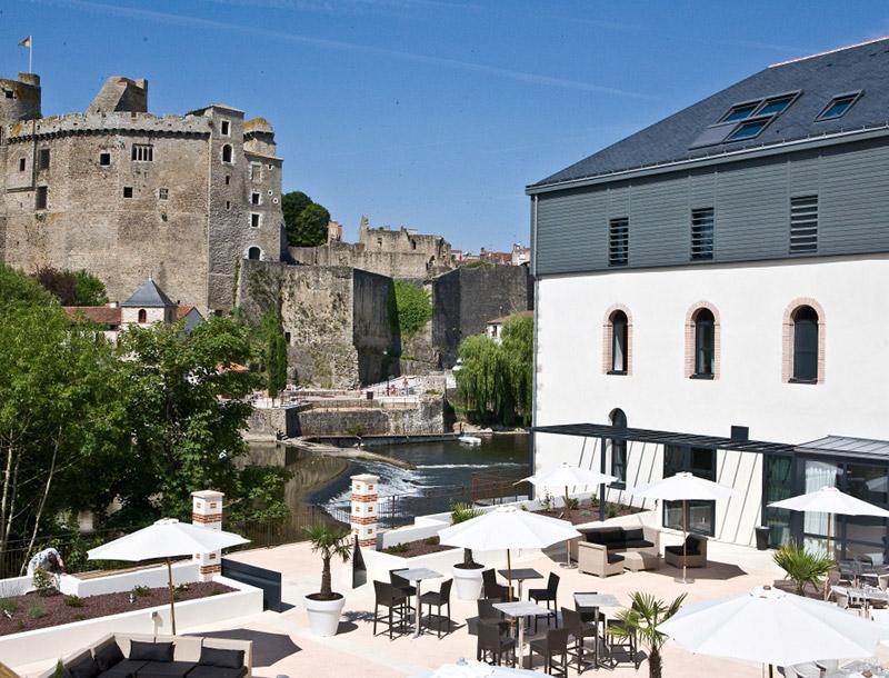 Hotel Villa Saint Antoine Nantes