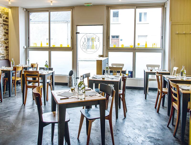 Restaurant Nantes Chantenay Restaurant A Boire Et Manger Les Tables De Nantes