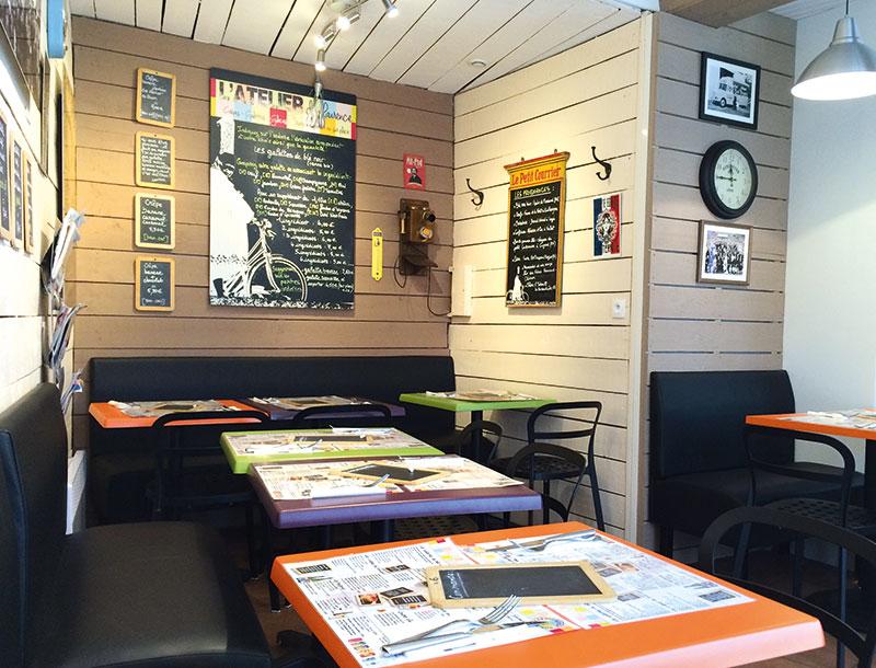 Cr Perie Bio Nantes Restaurant L 39 Atelier De Laurence Les Tables De Nantes