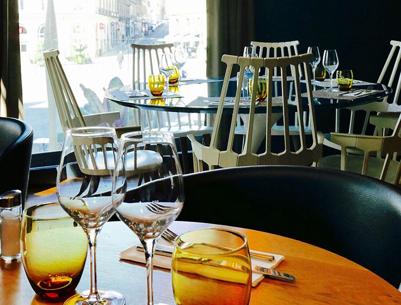 Restaurant design nantes centre restaurant charles h - Les meilleures tables de nantes ...