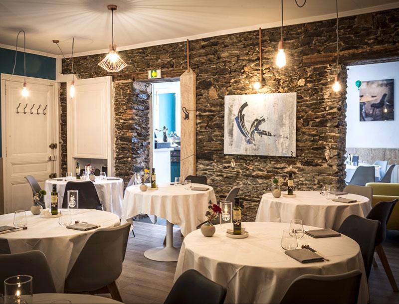 Restaurant novateur nantes restaurant lamaccotte les - Les meilleures tables de nantes ...