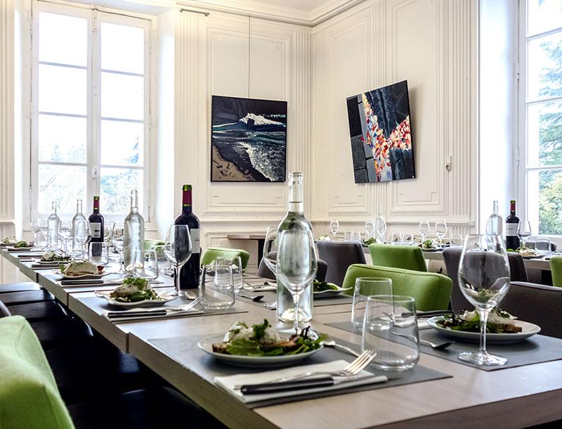 Restaurant Le Manoir De Proce Nantes