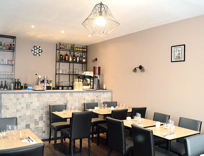 Restaurant traditionnel nantes le prologue les tables - Les meilleures tables de nantes ...