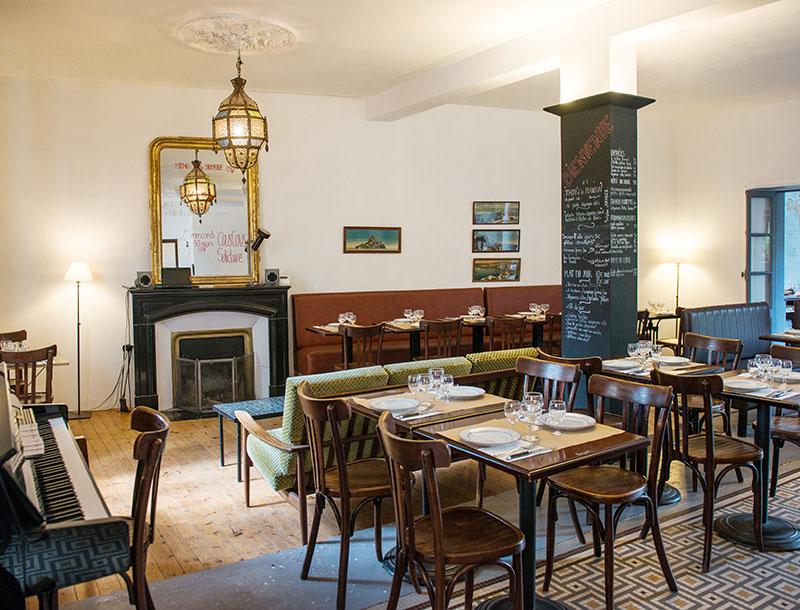 Rôtisserie et cuisine bistro à Nantes -Restaurant La Salle à Manger ...