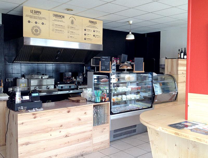 Traiteur Italien Nantes Suppli Factory Les Tables De Nantes